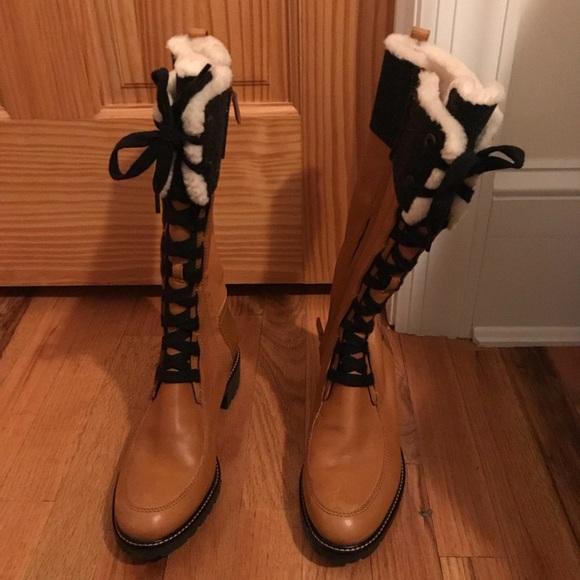 Cole Haan Henson Tall Snow Boot